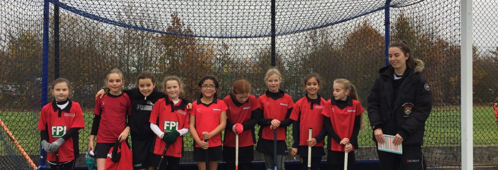 U10 Girls first matches Nov 16