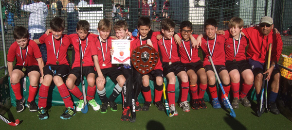 U12 Boys Middlesex Champions 2014