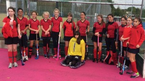 U14 Girls Swallows - November 2014