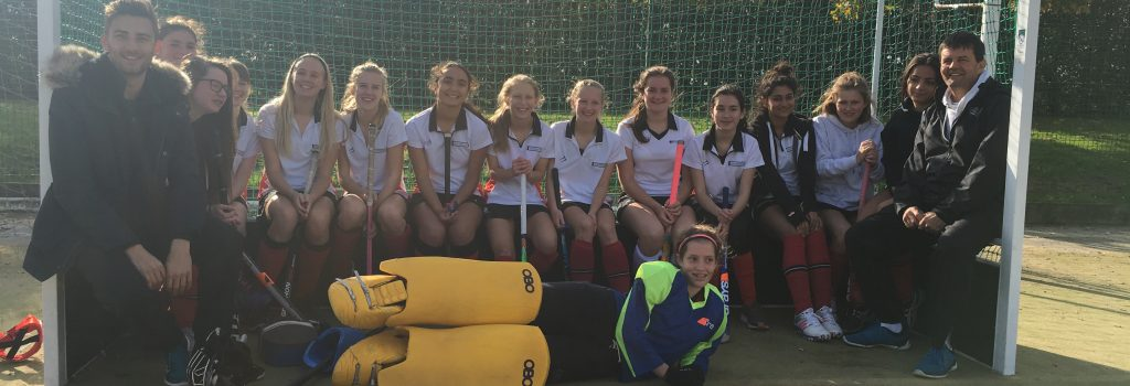 U16 Girls Development Team October 2016