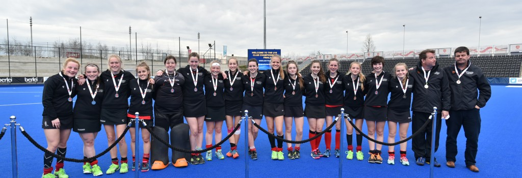 U16 Girls National Silver Medalists 2016 (2)