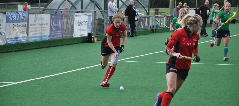 Frankie Dixon breaks down the line against Chelmsford
