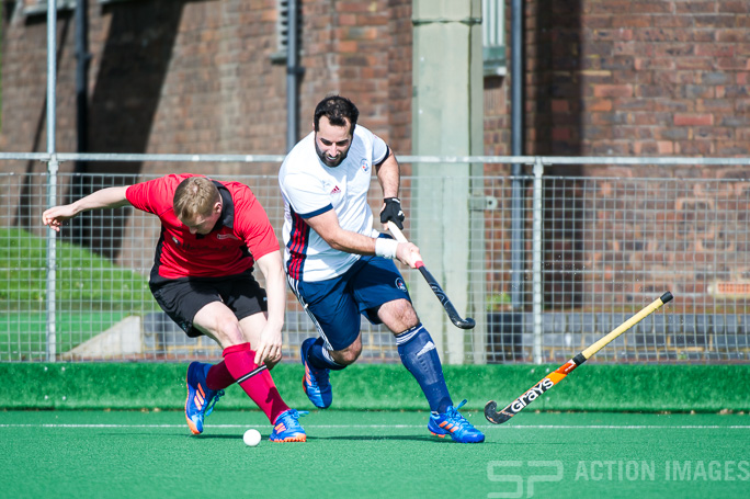 Southgate M2 v Brooklands M2  - Men's 2nd XI Cup Semi Final, Trent Park, London, UK on 05 March 2017. Photo: Simon Parker