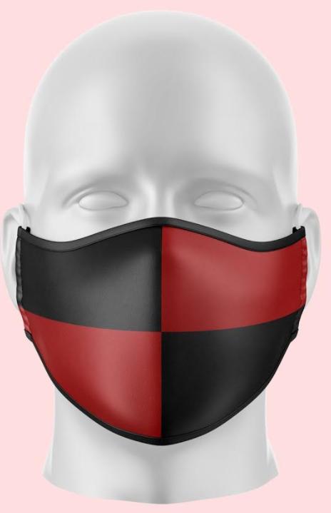 SOUTHGATE FACE MASK